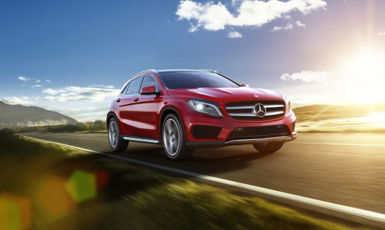Lease 2018 mercedes gla 250 at autolux sales and leasing for Mercedes benz a class lease offers