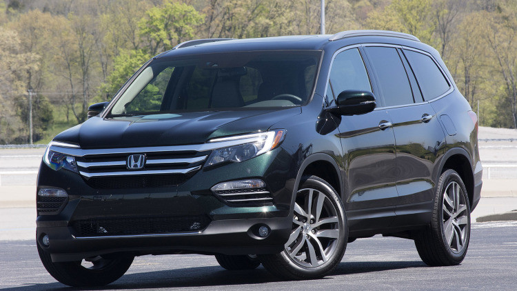 Lease 2018 honda pilot at autolux sales and leasing for Honda pilot leases