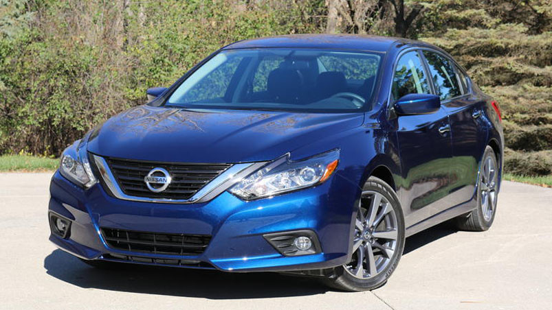 Vehicle Overview; Vehicle Location. The 2018 Nissan Altima ...