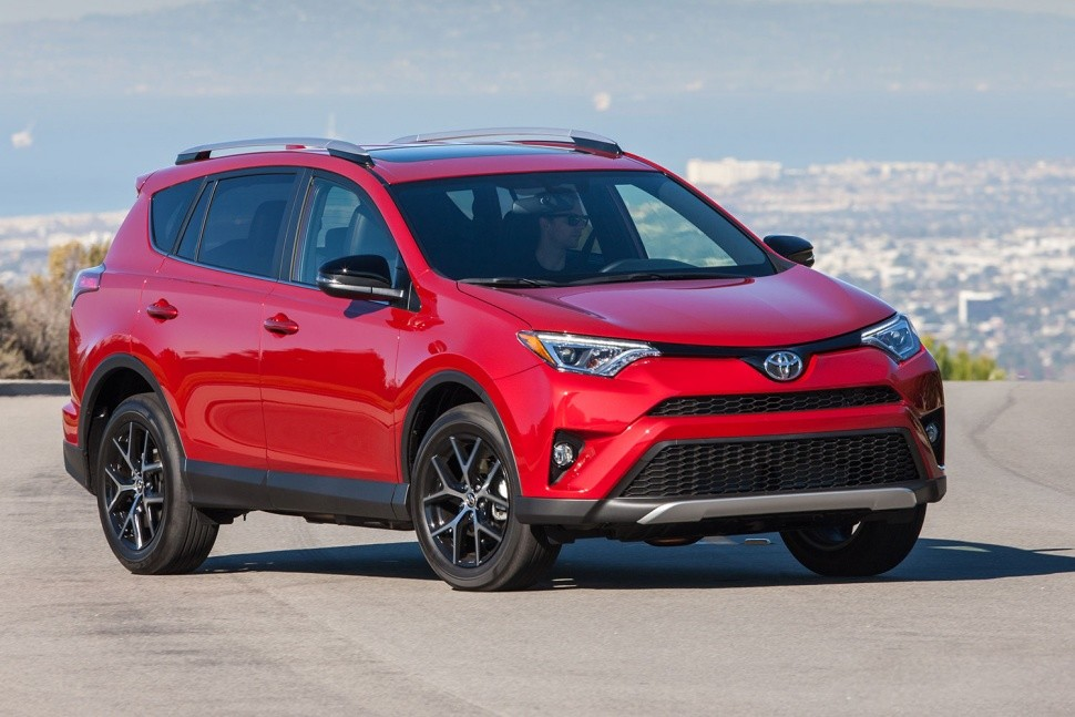 Leased Cars: Lease 2018 Toyota Rav4 At AutoLux Sales And Leasing