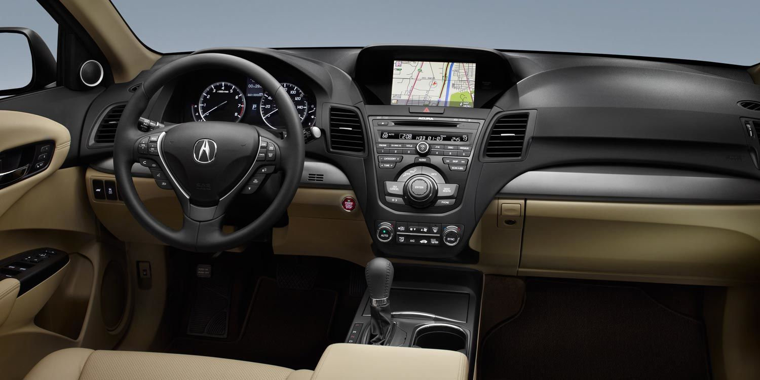 Acura RDX For Lease In AutoLux Sales And Leasing - Best acura rdx lease deals