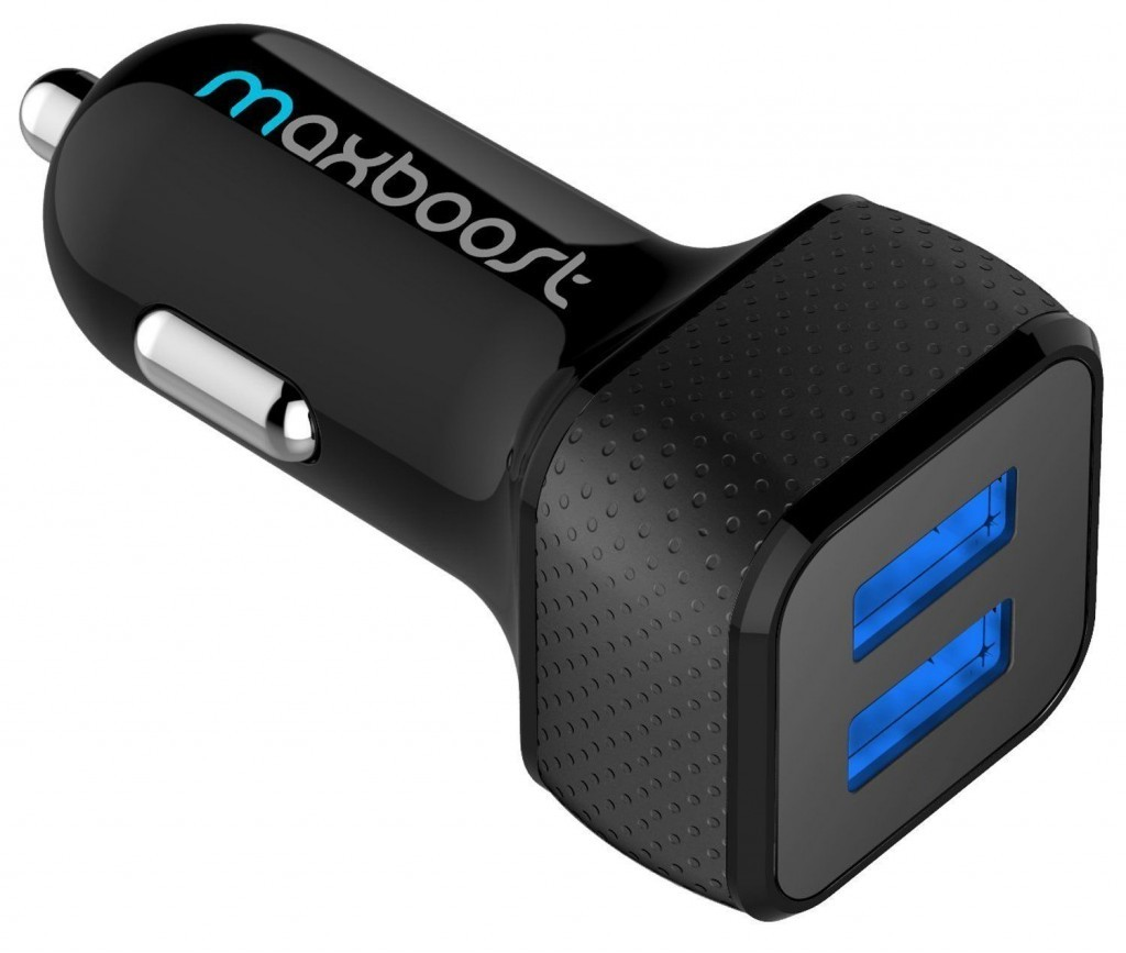 maxboost car charger USB