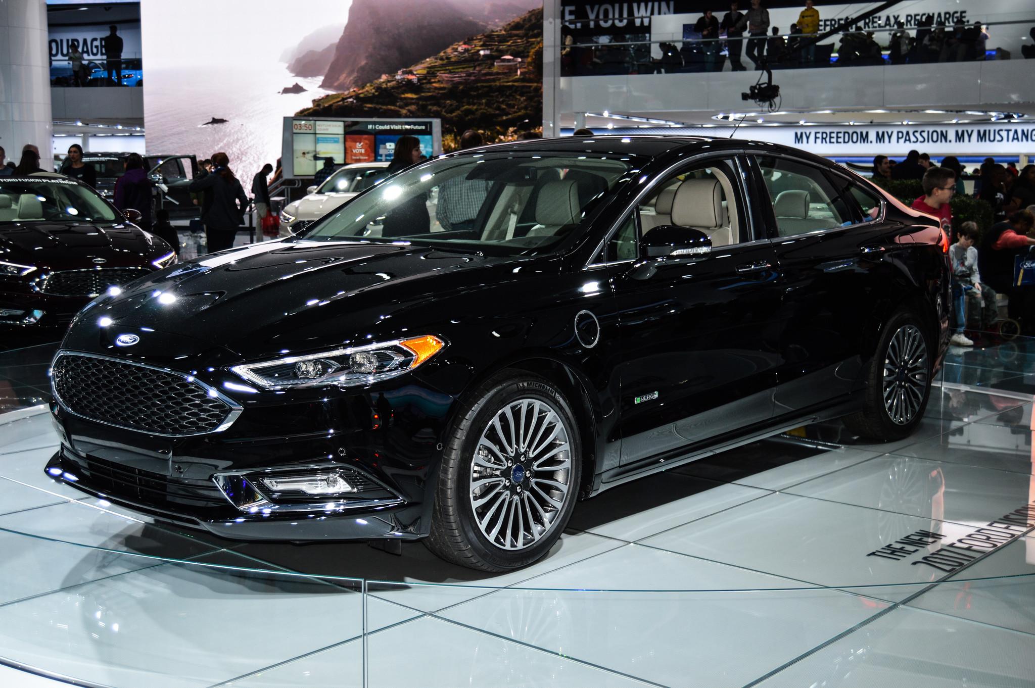 Hybrid Car 2017