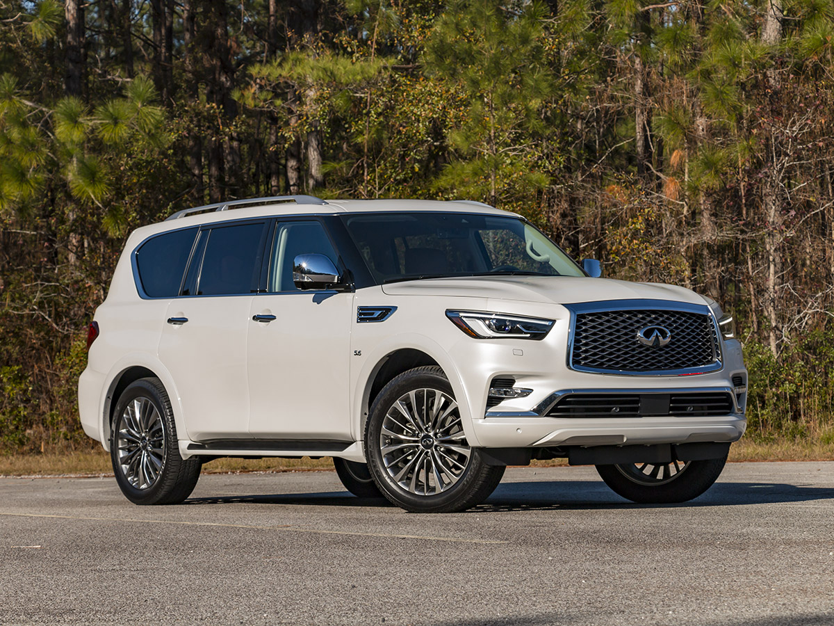 2018 Infiniti Qx80 For Lease Autolux Sales And Leasing