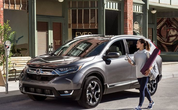 Honda cr-v lease