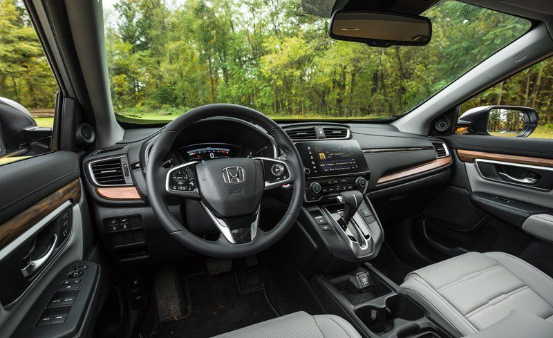 Lease 2018 Honda Cr V At Autolux S And Leasing