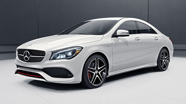 2018 Mercedes-Benz CLA for Lease - AutoLux Sales and Leasing
