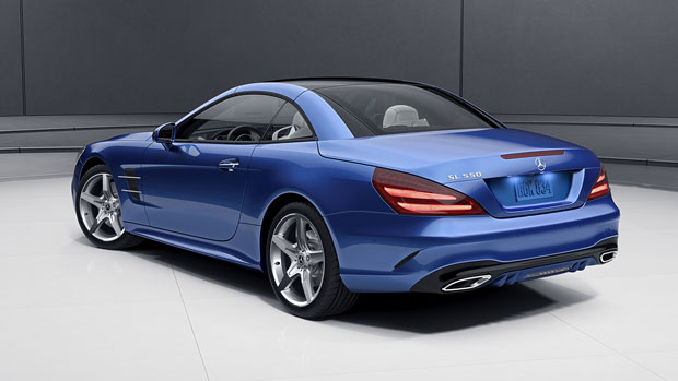 2018 Mercedes Benz Sl550 For Lease Autolux Sales And Leasing