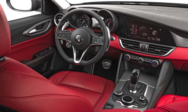 2018 Alfa Romeo Giulia For Lease - AutoLux Sales & Leasing