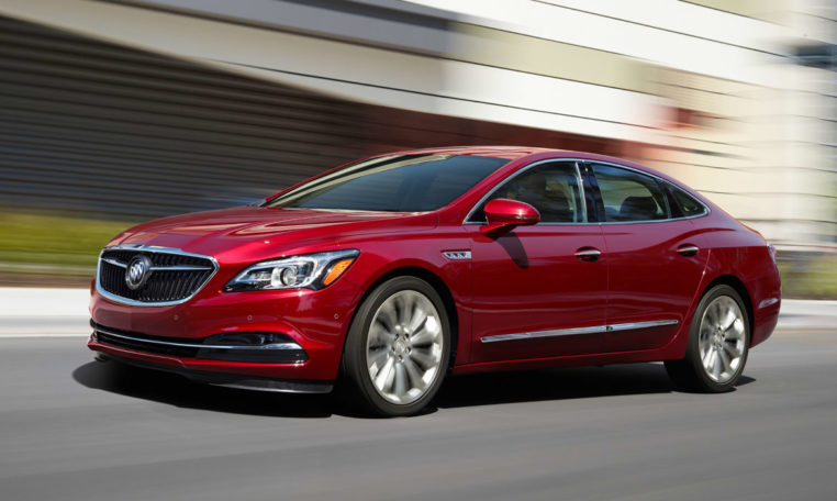 2019 Buick LaCrosse for Lease - AutoLux Sales and Leasing
