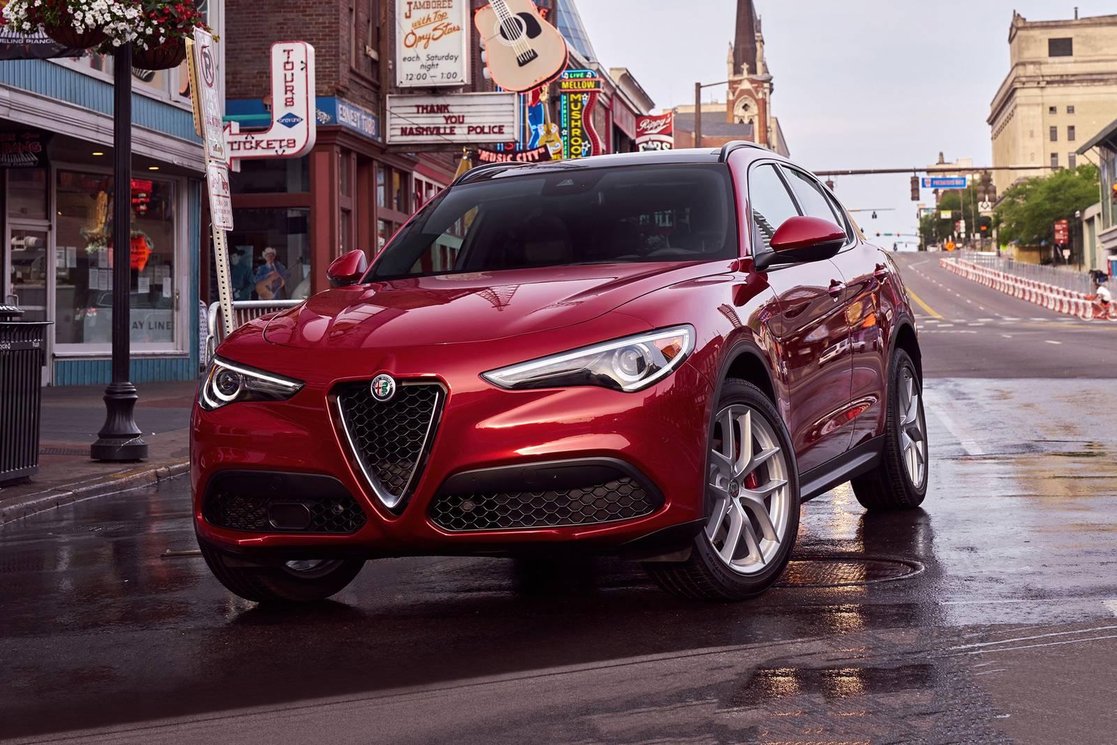 2019 Alfa Romeo Stelvio For Lease Autolux Sales Leasing