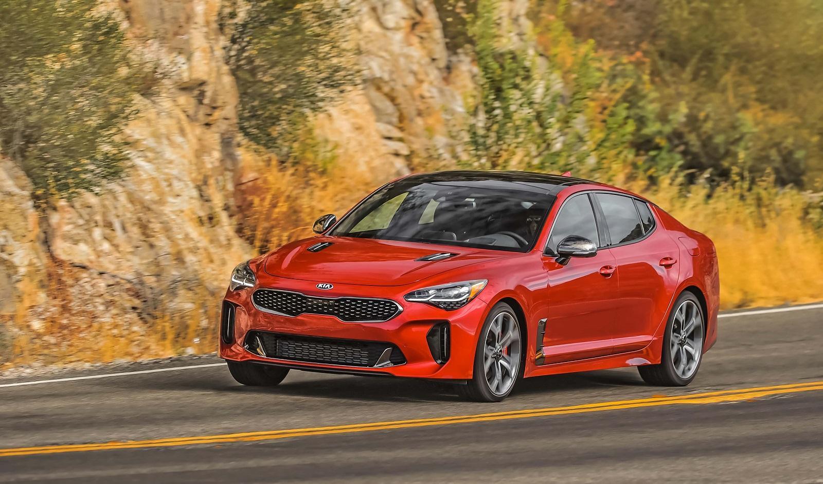 2019 Kia Stinger Lease Buy Autolux Sales Leasing