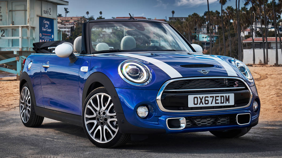 2019 Mini Cooper Convertible For Lease Autolux Sales And Leasing
